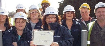 Safedem becomes first UK demolition company to gain Be Fair Accreditation.
