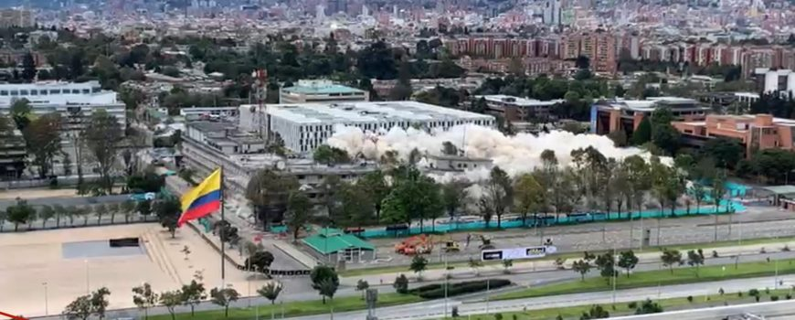 Bogota Blowdown